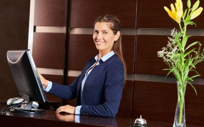 Администратор персонала в бизнес-отель (мы всему Вас обучим)