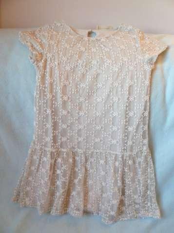 Платье Zara girls б/у
