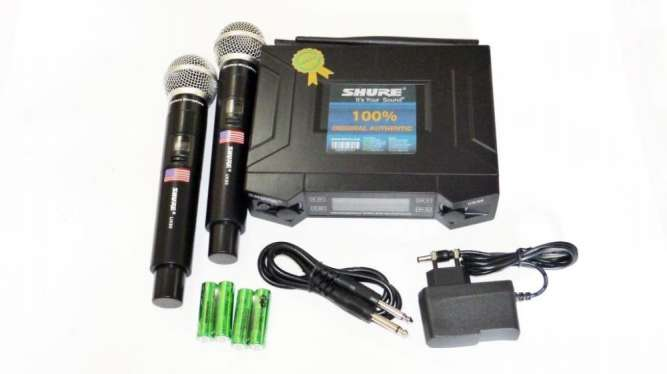 Радиосистема DM UK 90  база 2 радиомикрофона