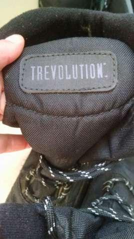 Трекинговые ботинки trevolution