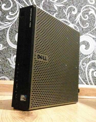 Неттоп DELL Optiplex 160 2 ядра 4 потока