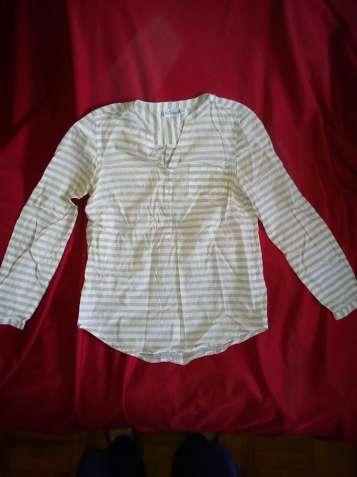 Рубашка женская полосатая Blue Motion S/44 размер-size
