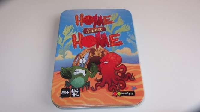 Настольная игра Home Sweet Home 7+ /Игра Gigamic / Карты