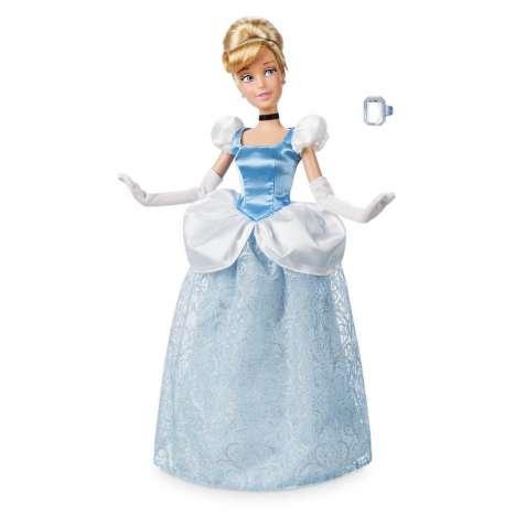 Классическая кукла Принцесса Золушка с кольцом от Дисней