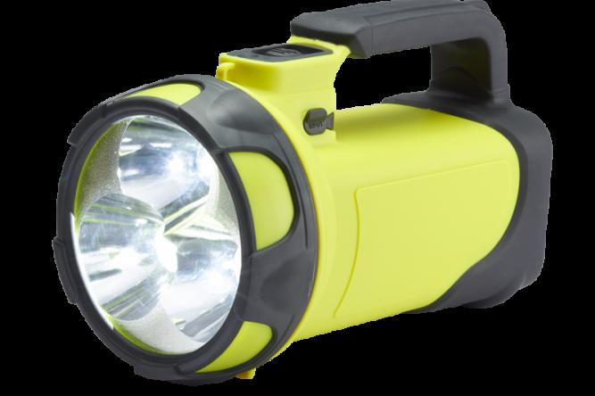 Фонарь светодиодный аккумуляторный Trio-550 (Великобритания)