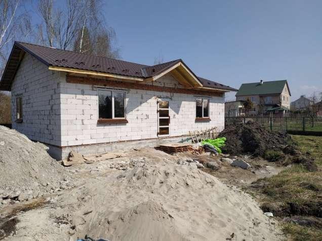 Продам будинок у центрі міста Бориспіль 85мкв