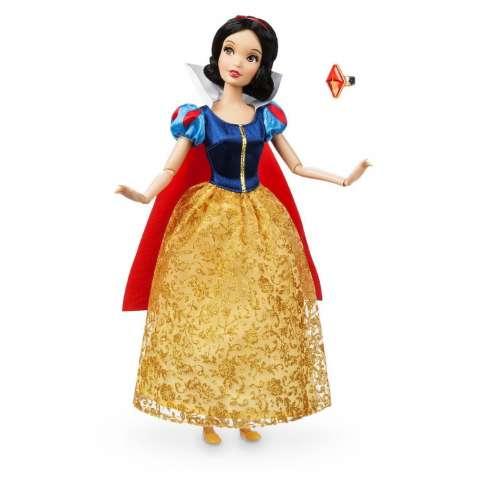 Классическая кукла принцесса Белоснежка с кольцом от Дисней