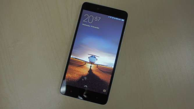 Смартфон Xiaomi Redmi Note 2 2/16GB + чехол + пленка  оригинальний - изображение 8