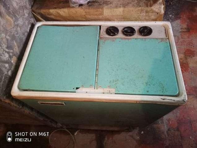 Стиральная машина «Золушка-3», б/у, работает