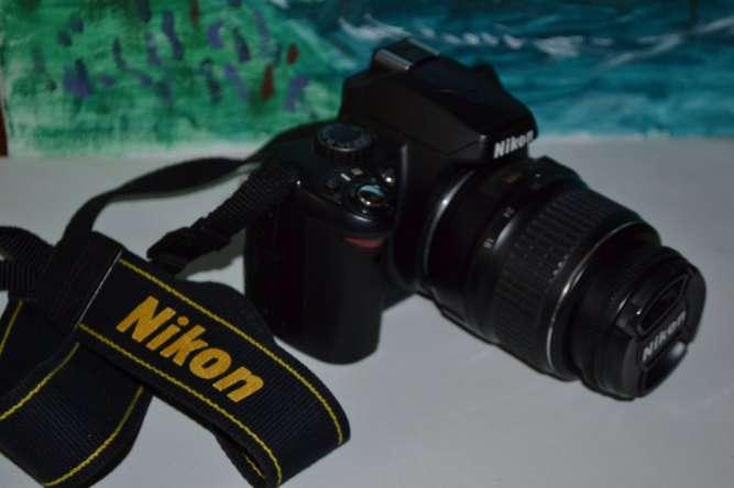 Фотоаппарат Nikon D40X kit, объектив 18-55