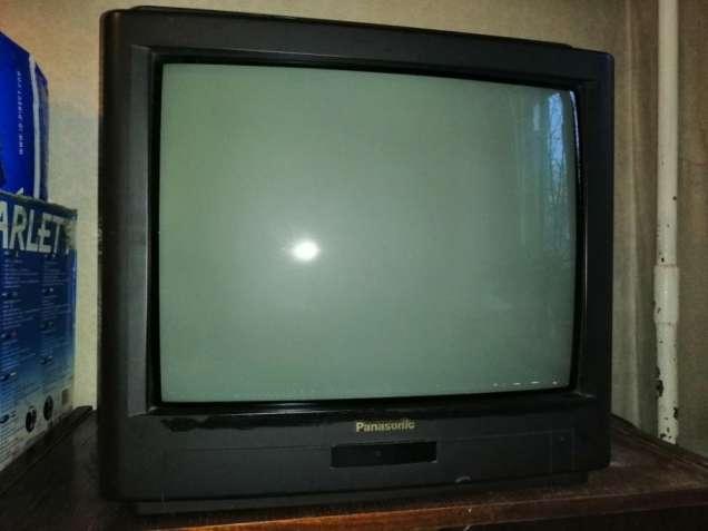 Продам телевизор PANASONIC TC 21V2RD (54см) б/у в хорошем состоянии