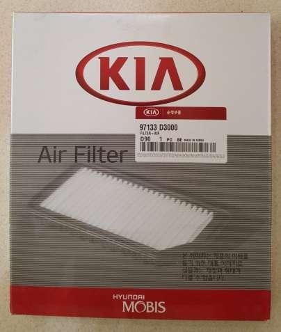 Фильтр кондиционера (салона) Mobis для KIA Sportage 4 (QL) 97133D3000