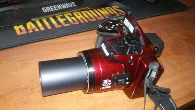 Никон nikon coolpix p500 фотоаппарат