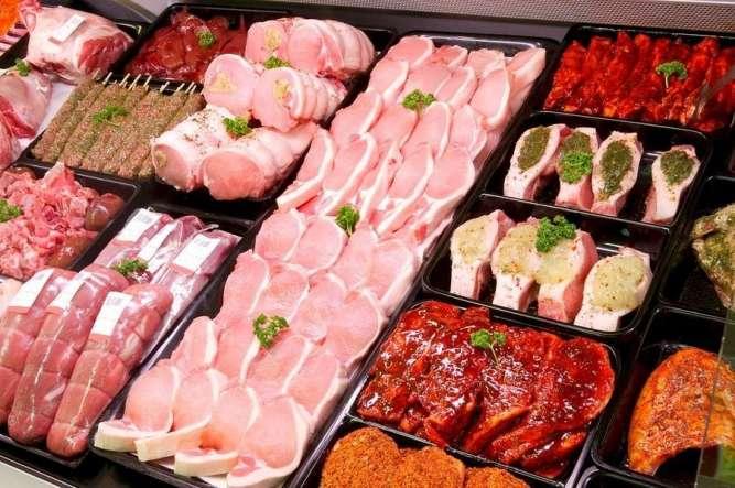 Продавец мясных полуфабрикатов