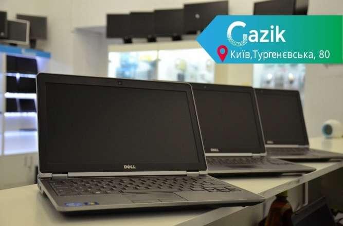 Ноутбук Dell Latitude 6230 i5-3340(3.3Ghz) 4-8Ram 128SSD в кількості!