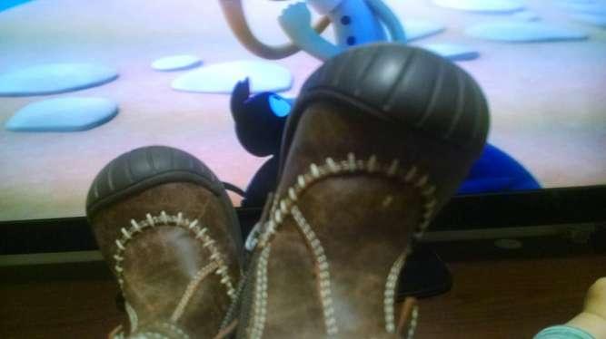 Ботиночки сапожки деми