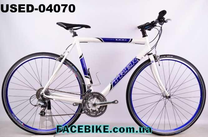 БУ Шоссейный велосипед Trek-Гарантия,Документы-Большой выбор!