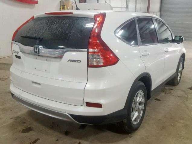 Honda CR-V 2015 року за доступною ціною.