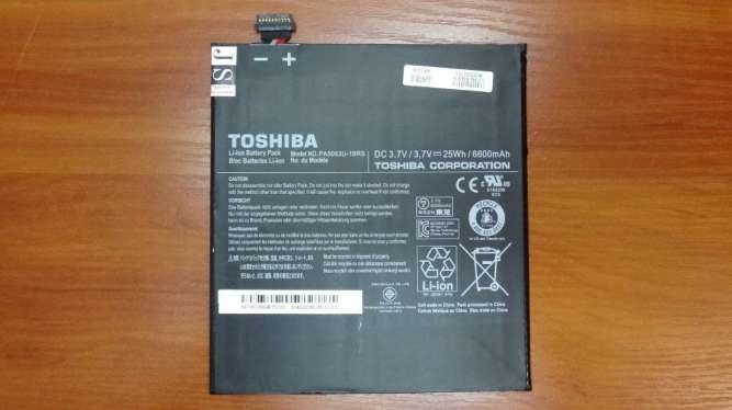 Оригинальная аккумуляторная батарея Toshiba PA5053U-1BRS 6600mAh