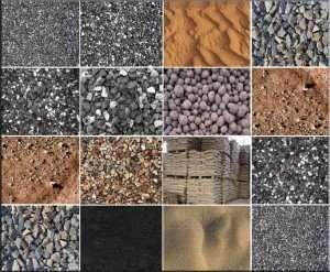 Доставка сыпучих строительных материалов: песок, щебень, шлак, глина