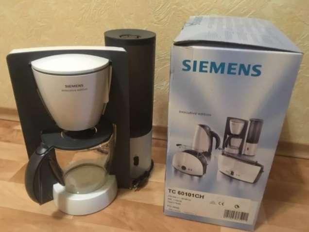 Кофеварка Siemens TC 60101CH