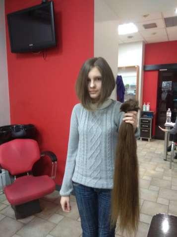 Продать волосы очень просто!