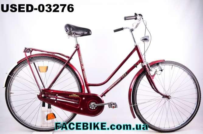 БУ Городской велосипед Klasse-Гарантия,Документы-у нас Большой выбор!
