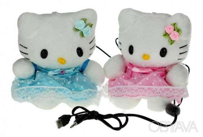 Колонки- спикеры Hello Kitty