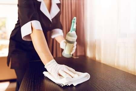 Платим ежедневно, Сотрудницы для уборки квартир