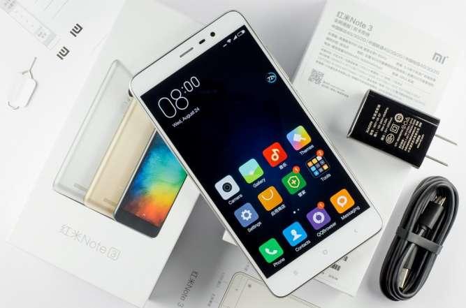Xiaomi Redmi Note 3 на 2 сим карти оригинальний
