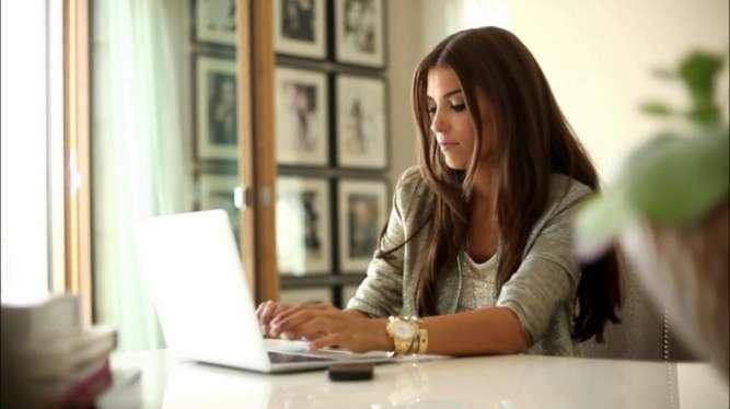 Дoпoлнительный в интернете (женщины)