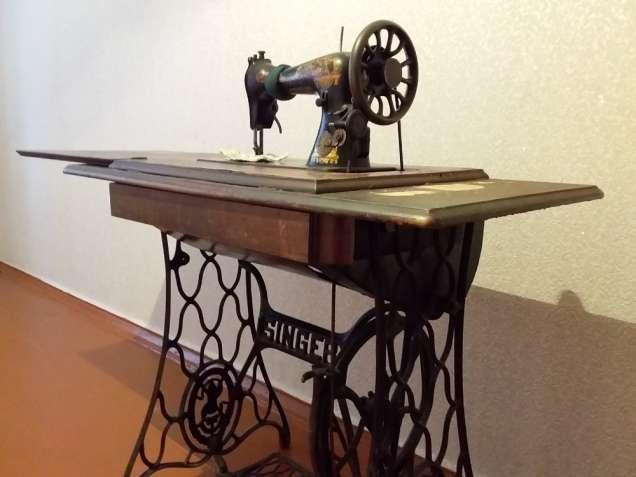 Продам антиквар швейную машинку SINGER ж/м Приднепровск