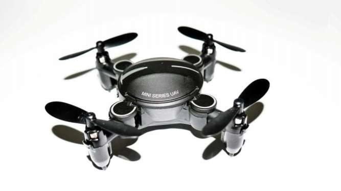 Квадрокоптер Explorer 419 mini складной квадрокоптер с WiFi камерой