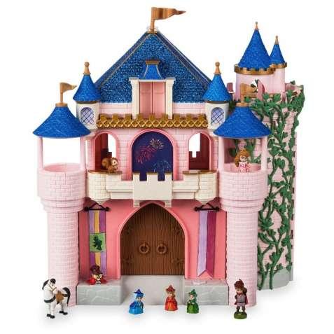 Замок Спящей красавицы со световыми и звуковыми эффектами от Disney
