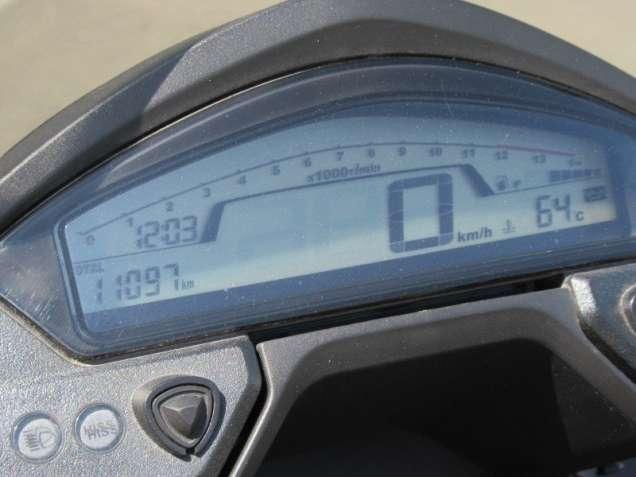 Honda VFR 800 X Crossrunner 2012 - изображение 12