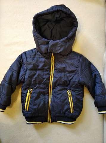 Продам детскую курточку весна-осень на 18-24 месяца на рост 86 см.
