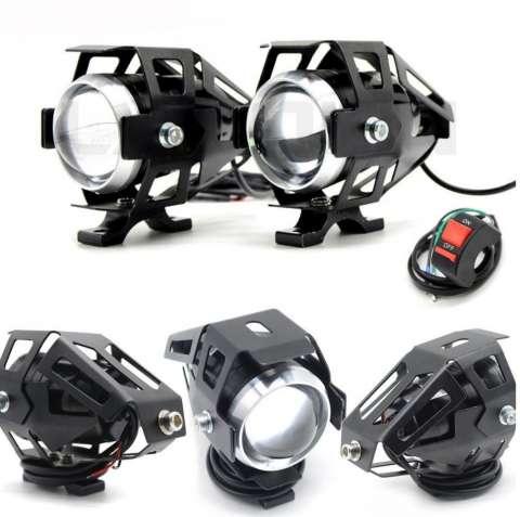 Продам LED противотуманки на мото(2шт.)