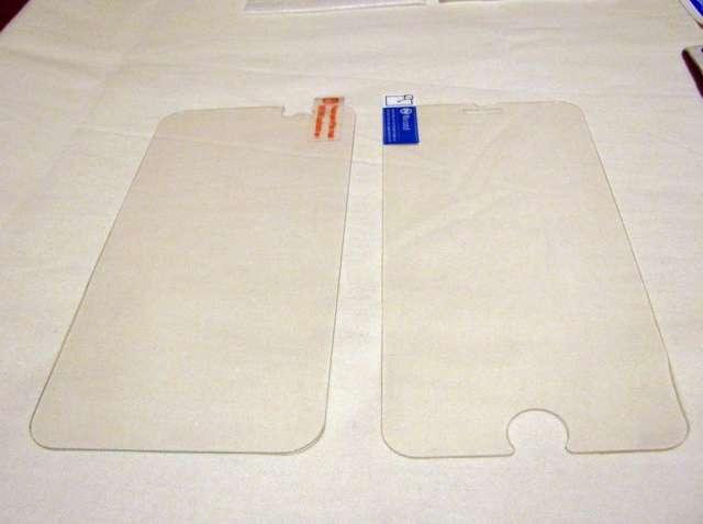 Переднее и заднее защитное закаленное стекло для Apple iPhone 6,6s,6s+