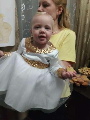 Дитяче плаття на один рік