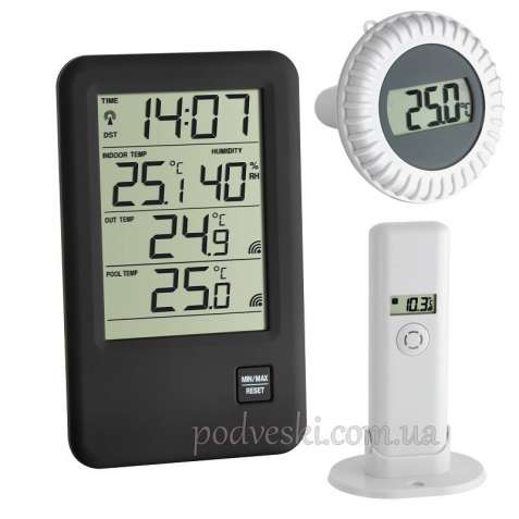 Цифровые и механические термометры для воды, бассейна