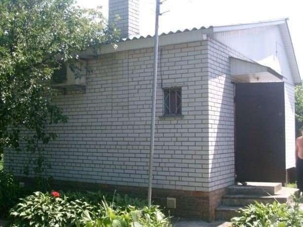 Продаётся дачный домик + участок, метро Славутич 5 мин. пеша