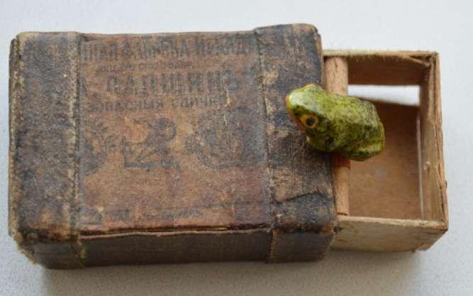 Спичечный  коробок Лапшина.