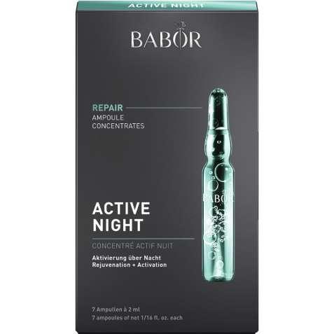 Babor ампулы ночные / Active Night, купить ампулы babor