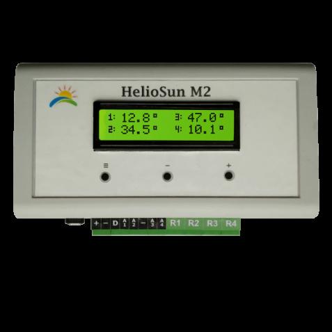 Контроллер для гелиосистем