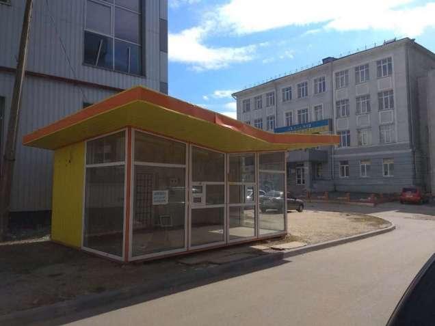 Сдам павильон 24 м2 Центр ул. Клочковская