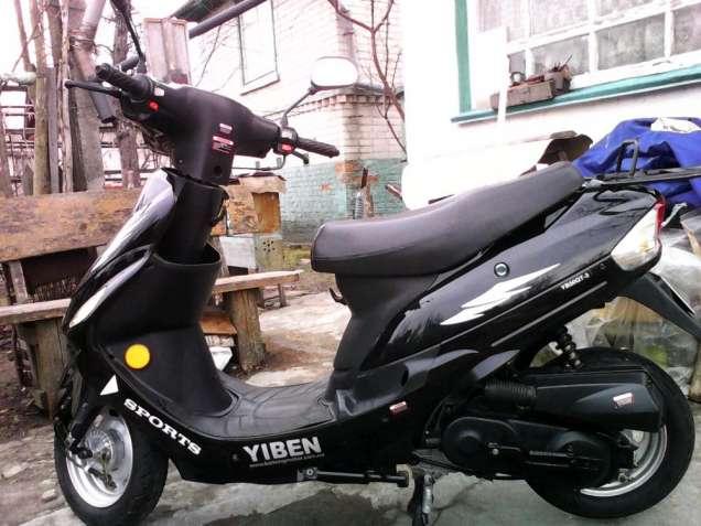 скутер 50куб,.-YB50QT-50