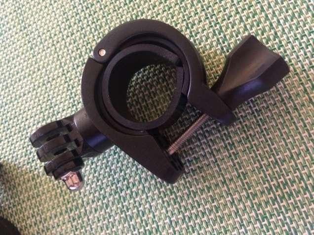 Зажим поворотный для камер GoPro Hero SJCAM XIAOMI и аналогов Новый
