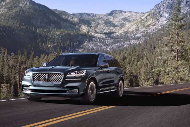 Lincoln Aviator 3.0i 2019