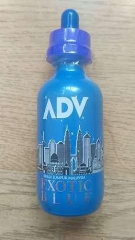 Жидкость для электронных сигарет The Ohm ADV Exotic Blue 60 ml
