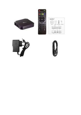 Продам Smart TV box X96 mini